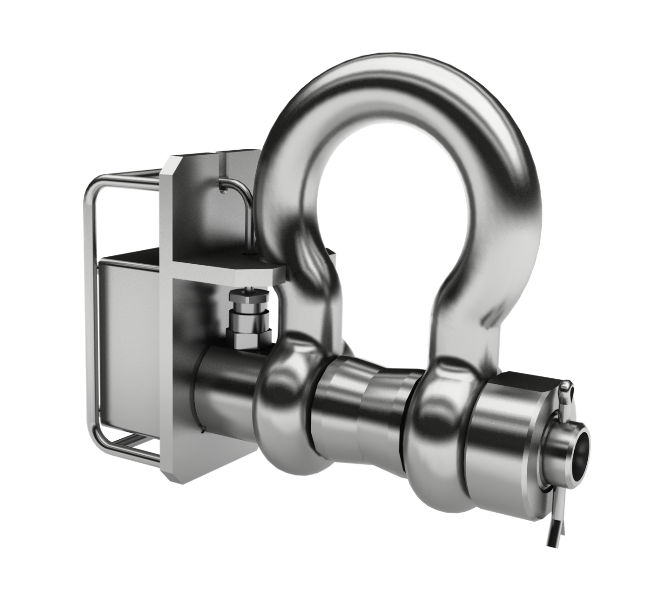 35 tonne load shackle